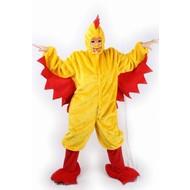 Faschingskostüm: Hühnchen