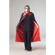 Faschingskostüm: Dracula-cape