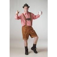 Karnevalskostüm: Tiroler Bluse