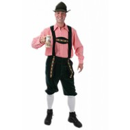 Faschingskostüm: Tiroler Lederhose
