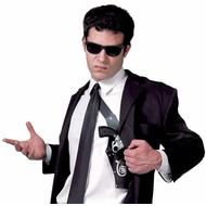 karnevalszubehör: Halfter FBI