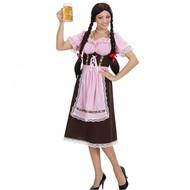 Faschingskostüm: Bayrisches Biermädchen