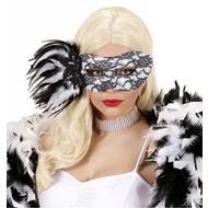 Augenmasken mit Spitze