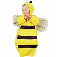 Karnevalskleidung Baby: Strampelsack Biene