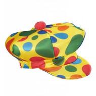 Clowns-kappe mit Punkte