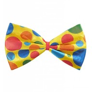 Faschingskleidergeschäft: maxi Fliege Clown