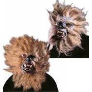 Maske: Affe-Mensch