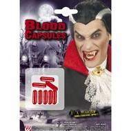 Halloweenaccessoires: Blutkapsel