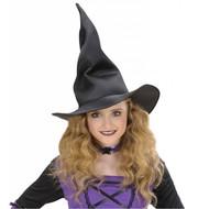 Halloweenaccessoires: Irre Hexehut Kind