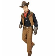 Indianer oder Cowboy-anzug