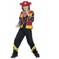 Faschings Kinderkostüm Cowboy-kostüm Mark