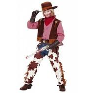 Faschings Kinderkostüm Cowboy Dean