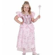 Festkostüme: Rosa Prinzessin