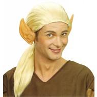 Karnevalszubehör: Spitze Ohren für Elf