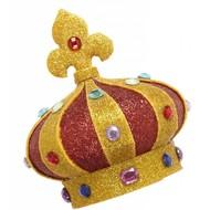 Feestaccessoires mini Prinzessinen Krone