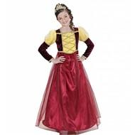 Faschingskostüm mittelälterliche Prinzessin Janna