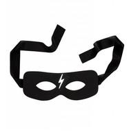 Faschings-accessoiren Zorro Maske