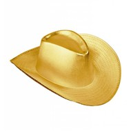 Faschings-accessoiren Cowboy Hüte in 2 Farben