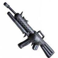 Faschings-accessoiren Aufblasbare Maschinengewehre