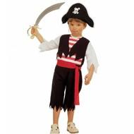 Karnevalskostüm: Kleiner Piraten