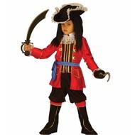 Karnevalskostüm: Piraten Kapitän