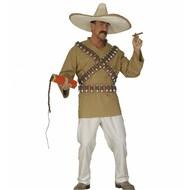 Karnevalskostüm Mexikaner