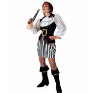 Karnevalskostüm Pirate Dame