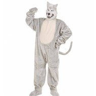 Karnevalskostüm Wolf (Plüsche)