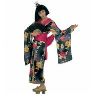 Faschingskostüm Geisha (luxus)