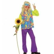 Kinder Karnevalskostüm Hippie