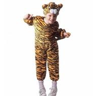 Karnevalskostüm: Kleiner Tiger