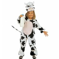 Karnevalskostüm Kind: Kleine Kuh