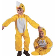 Karnevalskostüm: Hühnchen