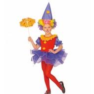 Karnevalskostüm: Clown Tänzerin
