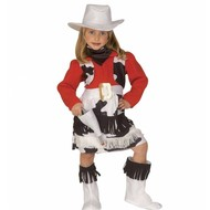 Karnevalskostüm Cowgirl