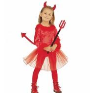 Karnevalskostüm: Teufel