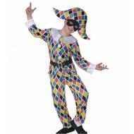 Karnevalskostüm Harlekin
