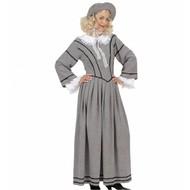 Karnevalskostüm Englische Dame
