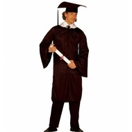 Karnevalskostüm Graduate