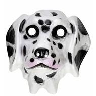 Faschingsmasken  Dalmatinermaske Ian