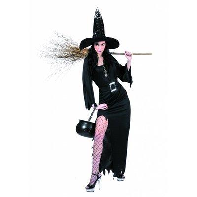 3b5aca0dddd29e Halloweenkleding  Heks Haaibaai jurkje voor halloween