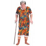 Feestkleding: Oh oh Oma wat heeft u een grote....