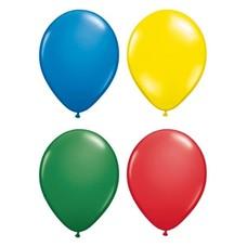 Kwaliteit ballonnen