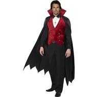 Vampier kostuum heren