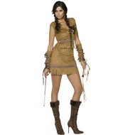 Indianen jurkje Pocahontas
