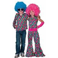 Disco Polka jumpsuit voor kinderen