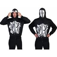 Halloween skeletpak met masker
