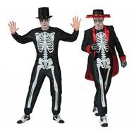 Dag van de doden kostuum