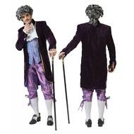 Barok kostuum Clive