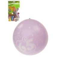 Ballonnen cijfer 65